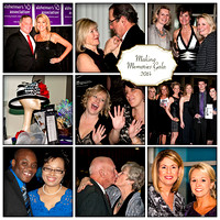 Making Memories Gala Blog Board