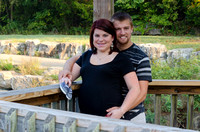 Kaitlyn and Steven Maternity Portraits 2016-17